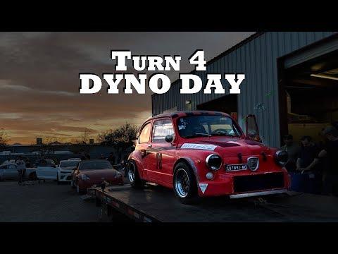 Autosport Southwest Dyno Day At Turn 4