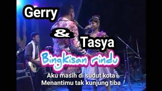 Bingkisan rindu GERRY MAHESA feat TASYA ROSMALA (lirik lagu)
