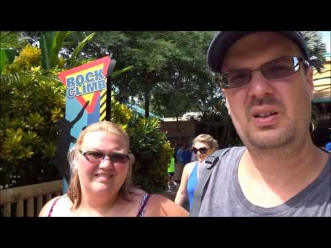 Beat Builders & Water Rides at Universal Orlando- 2016 Vacation Day 7 Part 1 (11-5-16)