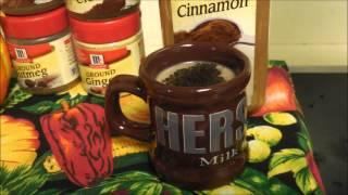 Maryellen's Pumpkin Spice Latte ~ An Agsm