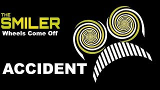 The Smiler Accident - Wheels come off The Smiler