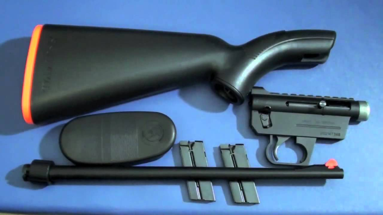 Henry US Survival Rifle AR-7 - YouTube