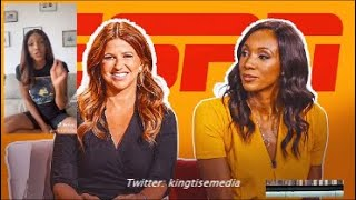 Maria Taylor REACTS To Rachel Nichols Phone Call & ESPN Removes Rachel From NBA Finals Coverage