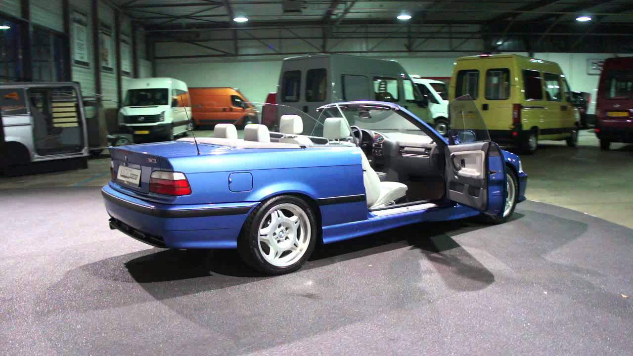 bmw e36 m3 cabrio youtube. Black Bedroom Furniture Sets. Home Design Ideas
