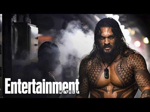DC Team Breaks Silence On James Wan's 'Aquaman'   Flash  Entertainment Weekly