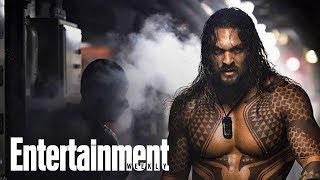 DC Team Breaks Silence On James Wan's 'Aquaman' | News Flash | Entertainment Weekly