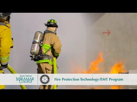 San Diego Miramar College - Enroll Now (Fire Technology/EMT)