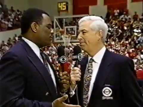 Indiana vs Purdue 2/21/1993 (Radio Dub)