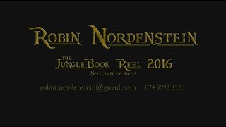 Robin Nordenstein - The Jungle Book Reel