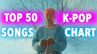 [TOP 50] K-POP SONGS CHART • FEBRUARY 2017 (WEEK 3)