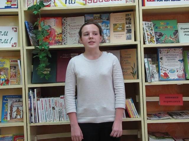 Изображение предпросмотра прочтения – ТатьянаСавинова читает произведение «Здесь птицы не поют» Б.Ш.Окуджавы