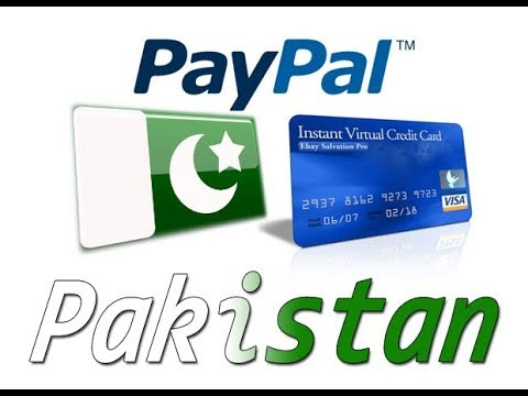How To Create Verify Paypal Account In Pakistan - Paypal Approve In Pakistan 2017