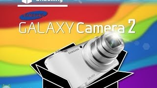 Samsung Galaxy Camera 2, unboxing in italiano