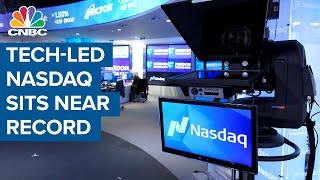 Nasdaq Composite is too dependent on a few tech stocks, portfolio manager says