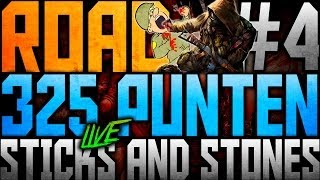 """VOICECRACK!"" Road to Live 325 Sticks & Stones Punten #4 (Black Ops 2 Partymode)"