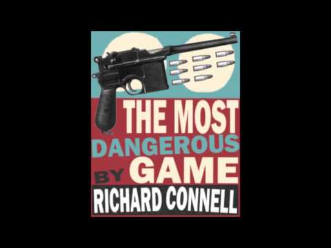 The Most Dangerous Game - Richard Connell (Audiobook)