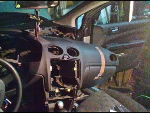 Замена радиатора печки Форд фокус 2