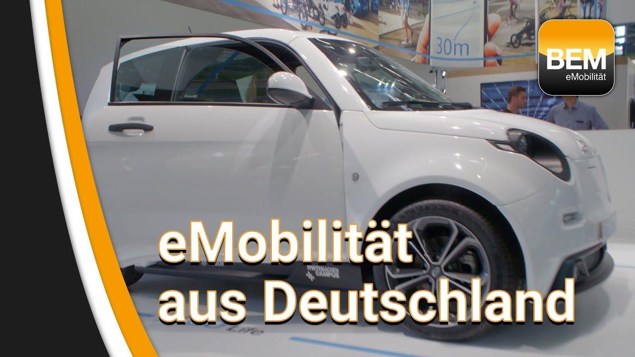 Günstige Emobilität Aus Deutschland Ego Mobile Im Interview Youtube