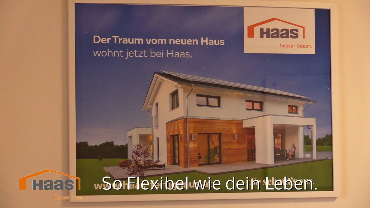 Modulhaus Haas Flex Box Flexibles Wohnen Youtube