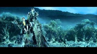 The Lord of the rings The two towers - TREEBEARD