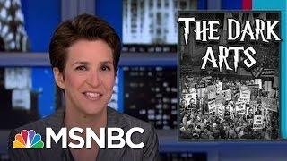 Rachel Maddow reports on the bizarre backstory of the Republican de...