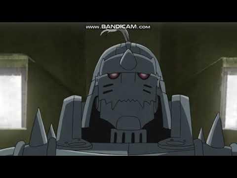 смешные моменты из аниме 'Стальной алхимик' #5