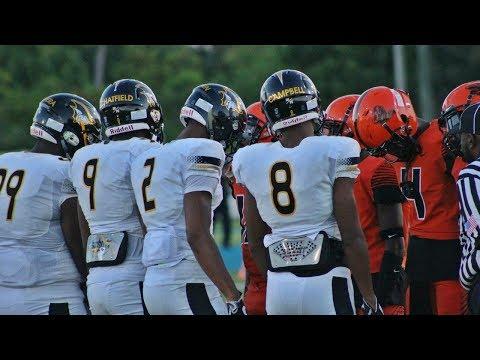 #5 American Heritage vs #4 Booker T Washington | Football Highlights