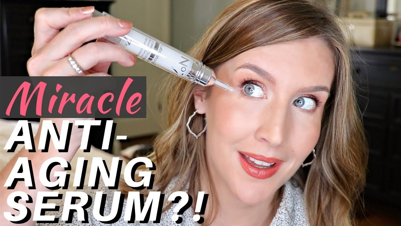 Will the NEW No 7 Line Correcting Booster Serum DELIVER RESULTS? 🤔