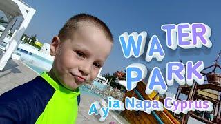 Aquapark Electra Ayia Napa Cyprus
