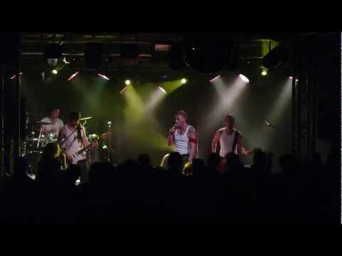 BARBED WIRE - Westerland [Ärzte-Cover] Live in Unterpreppach.wmv