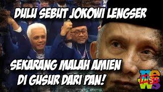 Waktu itu, pada tahun 2018, dengan PeDe-nya Amien menyebut, Jokowi ...