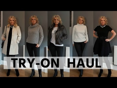 TRY ON HAUL - MANGO, NEXT, M&S, OASIS, SUPERDRY