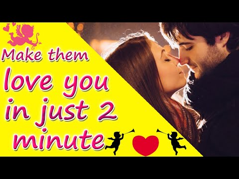 Love spells that work instantly Make Them LOVE YOU in Just 2 Minutes! #LoveMagicSpells