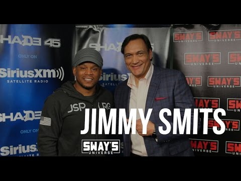 Jimmy Smits Interview on Sway in the Morning