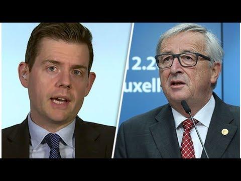 'europeans are profoundly unhappy!' political expert destroys eu's federalist vision