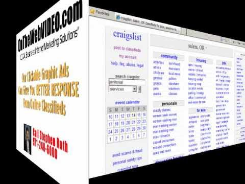 How to Advertise a Business on Craigslist That Stands Out!