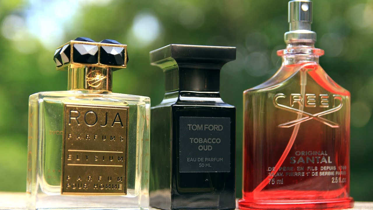 Huge Niche Fragrance Haul July 2018 Creed Roja Dove Tom Ford