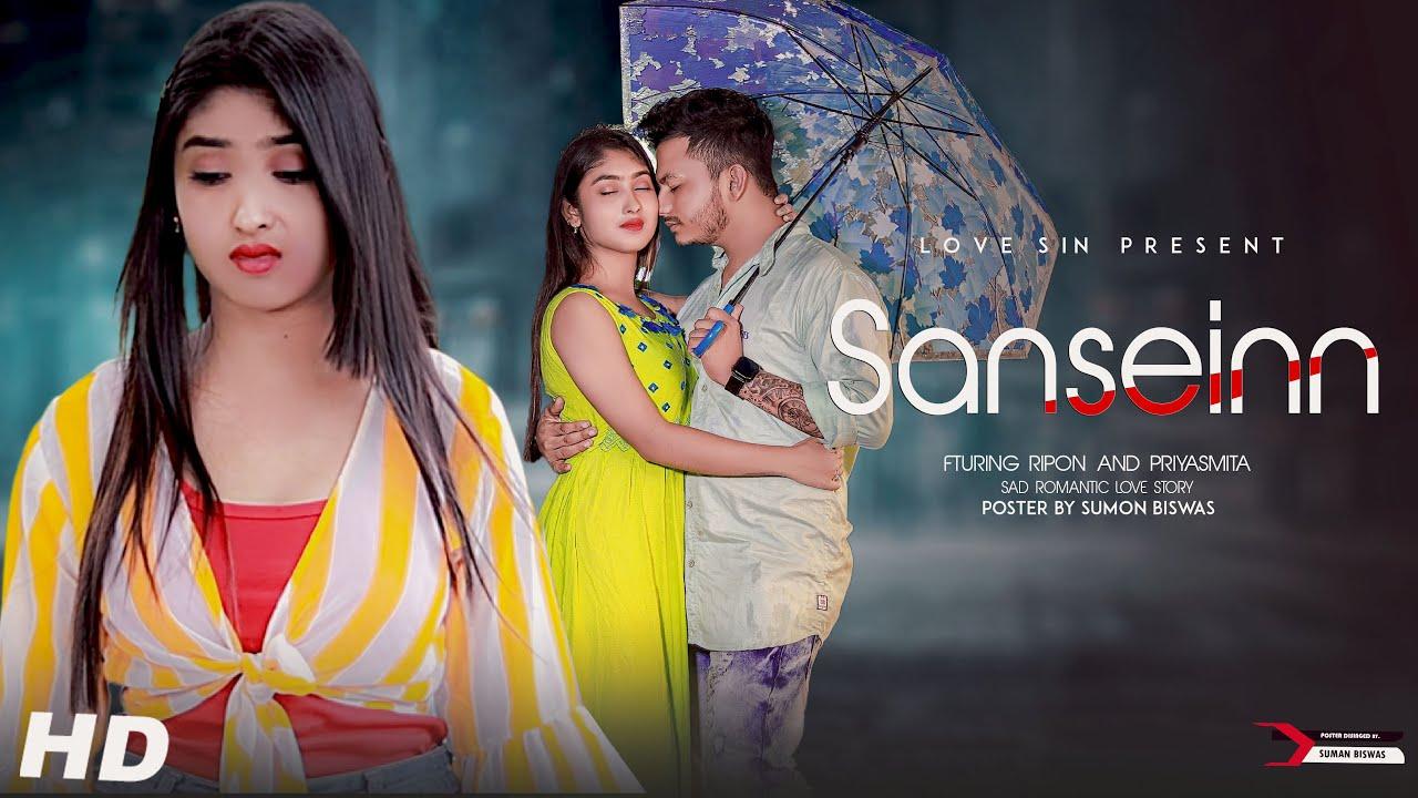 Jab Tak Saansein Chalengi  | Heart Touching Love Story  || Ripon & Priyasmita || New hindi song