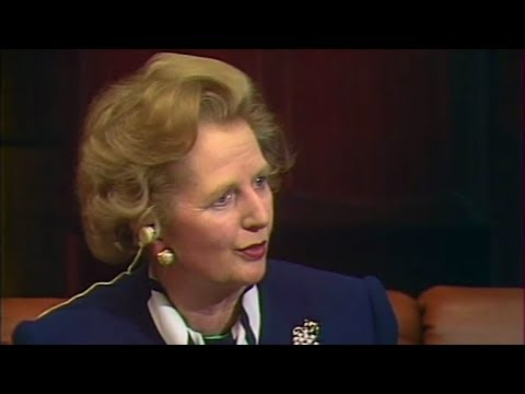 Interview with Margaret Thatcher for Soviet Television, 1987 (Full English)