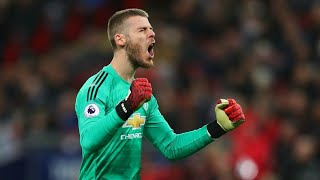 David de gea • All best saves with Manchester United 🧤🔥🔥
