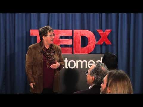 Unstuck! Glenda Eoyang at TEDxMahtomedi