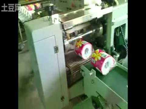 Maquina para envasar rollo de papel higienico youtube - Papel de vinilo para cocinas ...