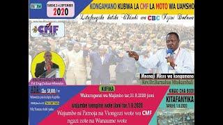 #CMF#MKUTANO MKUU WA WANAUME
