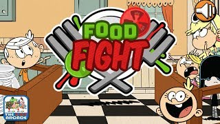 The Loud House: Food Fight - Defend Lincoln From The Incoming Food Blitz (Nickelodeon Games)