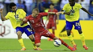 Al Nassr Vs Lekhwiya: AFC Champions League 2015 (Group Stage) 2017 Video