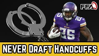 Why You Should NEVER Draft A Handcuff - Fantasy Football 2018