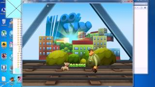 как играть в Subway Surfers на клавиатуре