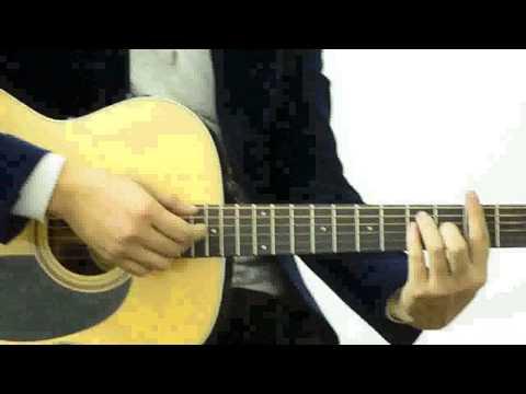 Hướng dẫn tự tập guitar đệm hát cơ bản bài 5_3