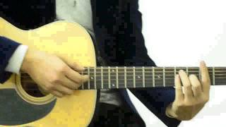 Hướng dẫn tự tập guitar đệm hát cơ bản bài 5_3-Cách chơi nhịp 6/8 điệu slow rock