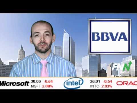 Downgrade Alert for Banco Bilbao Vizcaya Argentaria (BBVA)